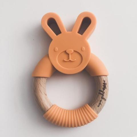 Best Certified Organic Baby Teething Rings